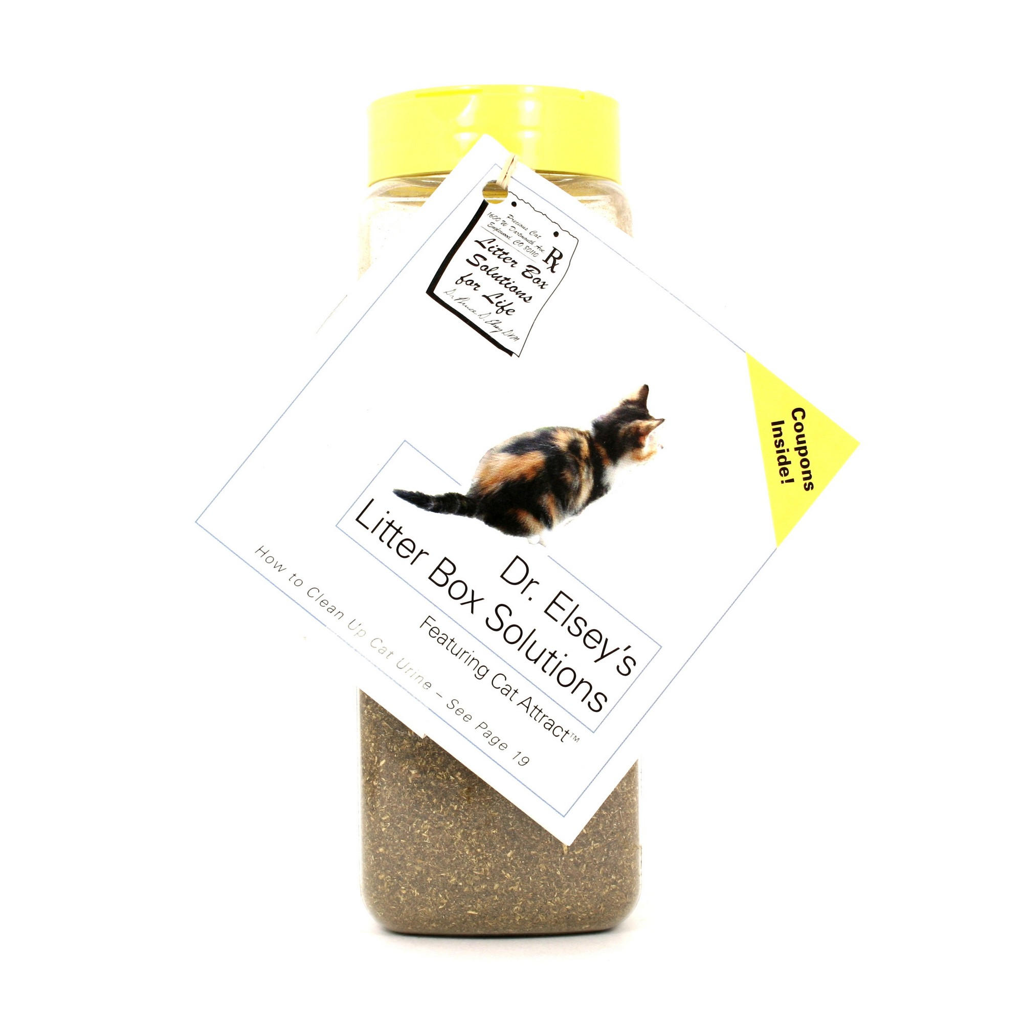 Dr Elsey S Cat Attract 20 Oz The Cheerful Vet