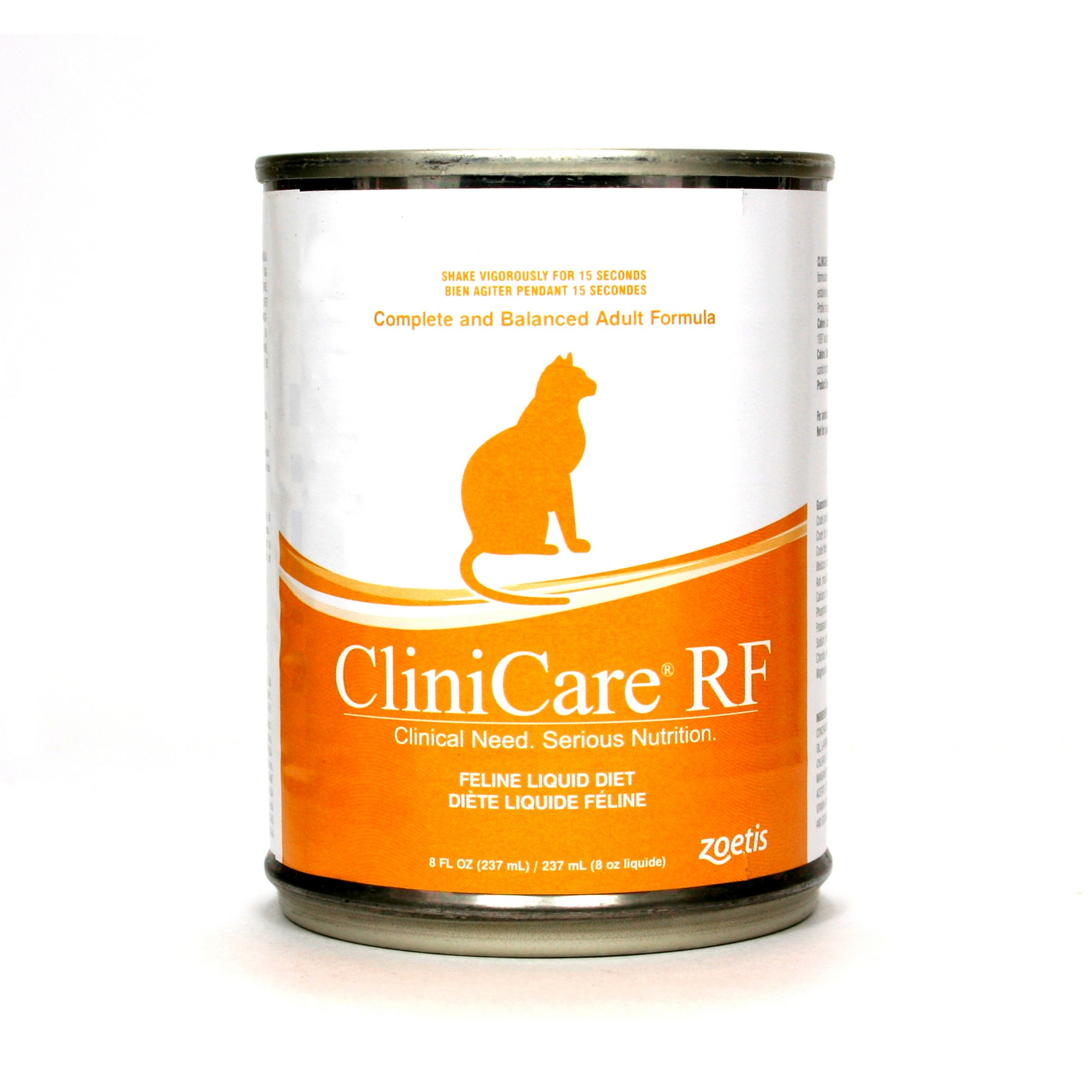 Clinicare Rf Feline Liquid Diet 8 Oz The Cheerful Vet